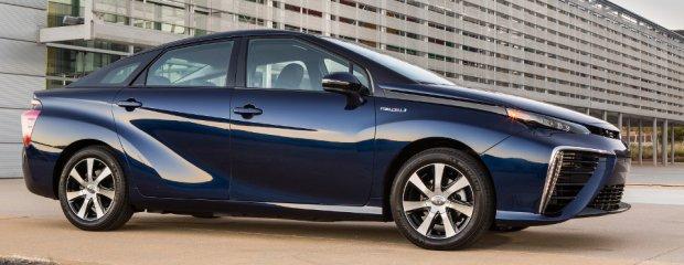 Toyota Mirai   Wodorowa nowość rozchwytywana przez klientów