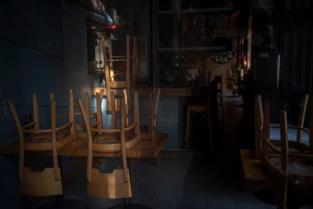 Restauracja - zdjęcie ilustracyjne