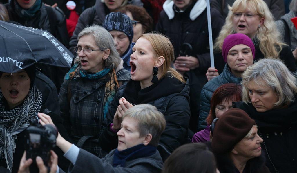 Kobiety zablokują marsz narodowców