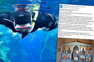 """Znalazł aparat trzy metry pod wodą. Szukał Polki ze zdjęcia. I właśnie ją odnalazł. """"Brzmi niewiarygodnie"""""""