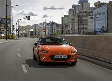 Opinie Moto.pl: Mazda MX-5 30th Anniversary Edition - zabawka, z której nie chce się wysiadać