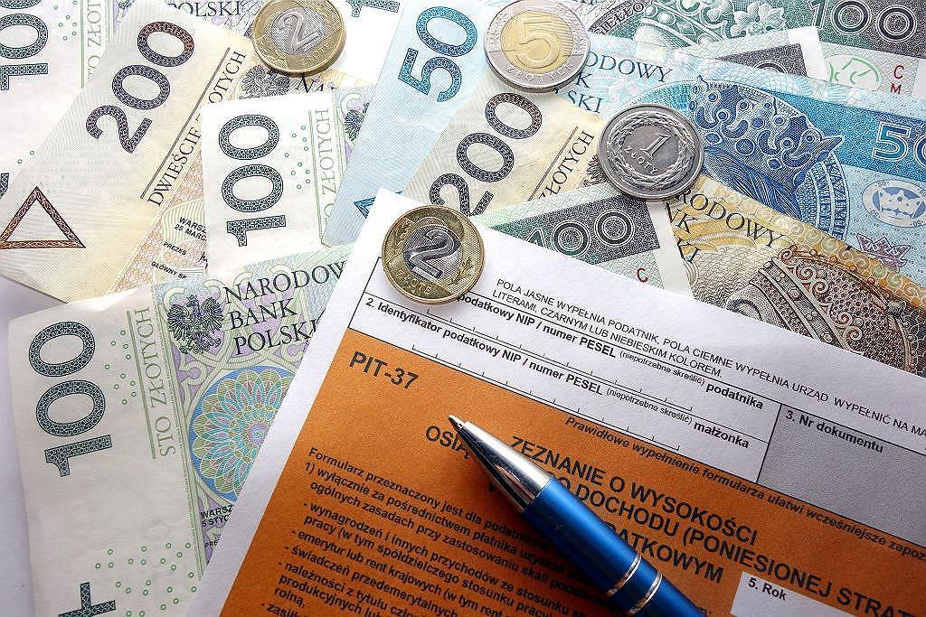 Podatki (zdjęcie ilustracyjne)