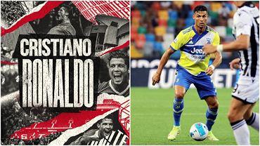 Transfer Cristiano Ronaldo potwierdzony!