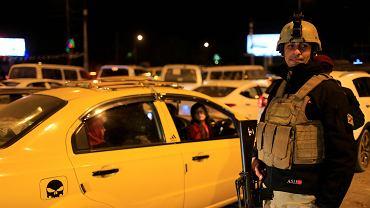 Iracki żołnierz w Bagdadzie (zdjęcie ilustracyjne)