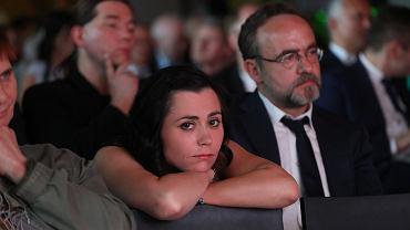 Dr Katarzyna Pikulska  podczas gali i wręczenia tytułu 'Człowiek roku Gazety Wyborczej 2017' (zdjęcie ilustracyjne)