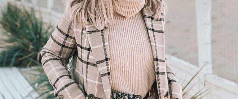Swetry z golfem! Modny akcent w waszych stylizacjach. Modele idealne na jesień i zimę!