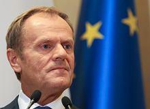 Donald Tusk wyróżniony za 'konfrontowanie się ze swoim narodem'