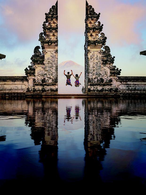Pura Lempuyang - jedno z najpopularniejszych miejsc na Instagramie
