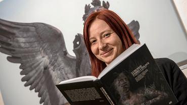Aleksandra Łobodzińska jest współautorką publikacji o zielonogórskich środowiskach twórczych.