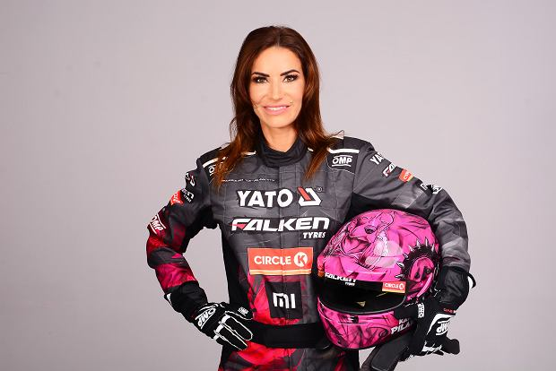 Karolina Pilarczyk - ambasadorka Moto.pl