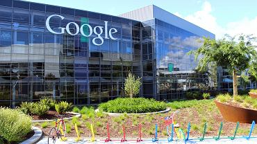 Siedziba Google w Mountain View