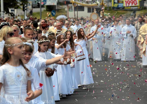 Boże Ciało to jedno z najważniejszych świąt Kościoła katolickiego.