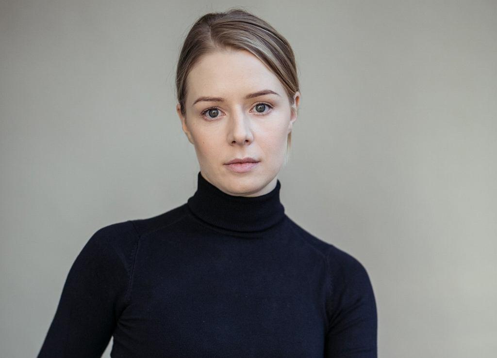 Karolina Gibki - nowa wokalistka exMaaanam