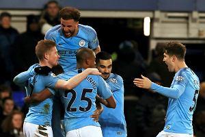 """Nowy lider Premier League! Manchester City ograł Everton i przeskoczył """"The Reds"""""""