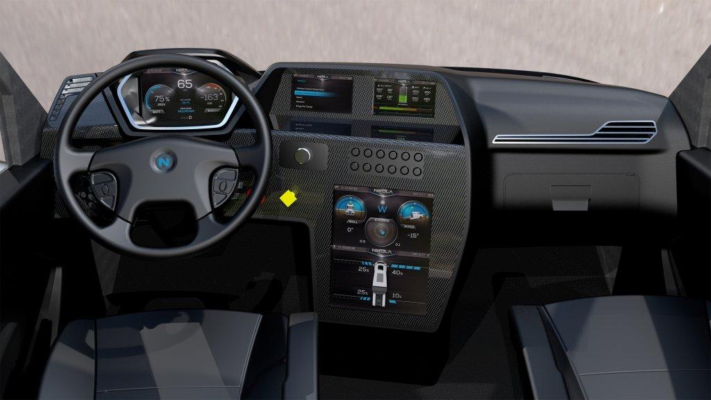 Nikola Motors One