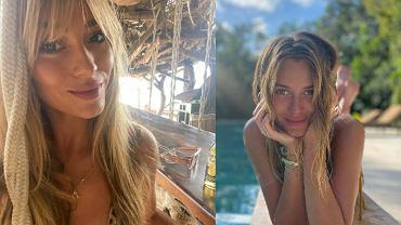 Marcelina Zawadzka na wakacjach w Meksyku
