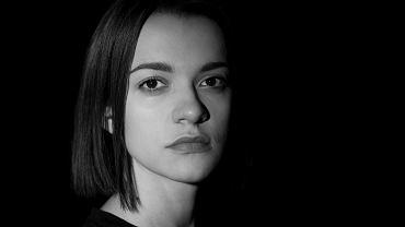 Kryścina Drobyš, jedna z aktorek grupy teatralnej Kupałowcy