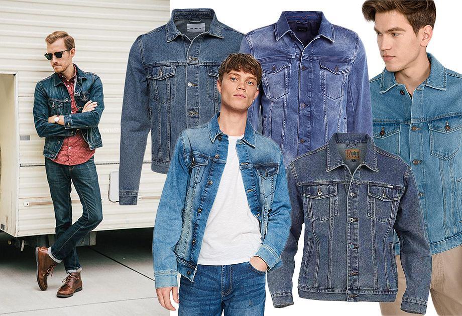 Kurtka jeansowa to obowiązkowy element garderoby w tym sezonie