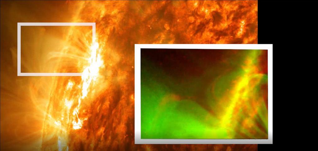 NASA zaobserwowała eksplozję magnetyczną, jakiej nigdy wcześniej nie widziano