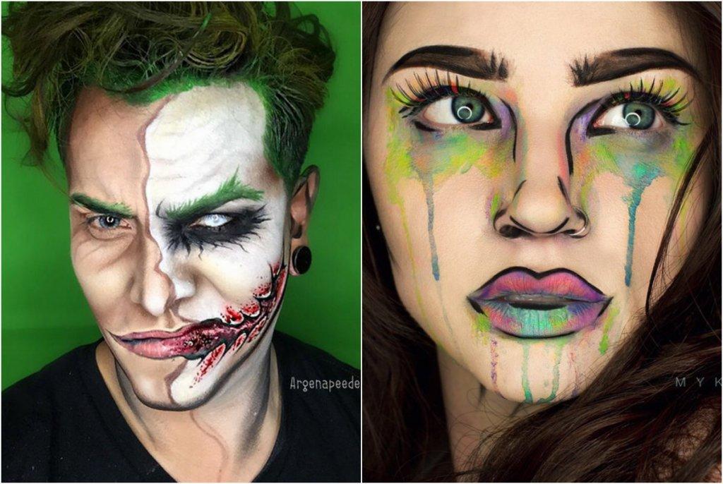 Snapchat kradnie pomysły na filtry od makijażystów?