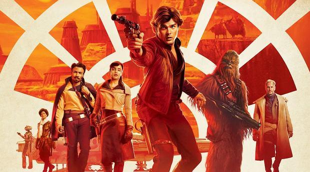 Han Solo: Gwiezdne wojny - historie (mat. promocyjne)