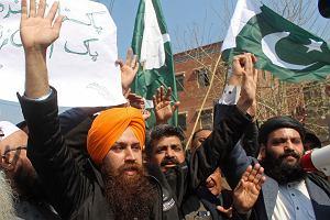 Spotyka się legalnie w Pakistanie