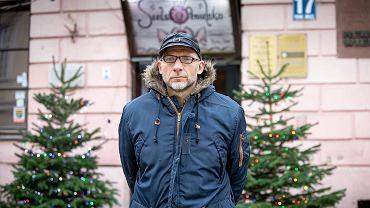 Jacek Abramowski, przedsiębiorca z Lublina, który sprzedaje dom, aby ratować restaurację