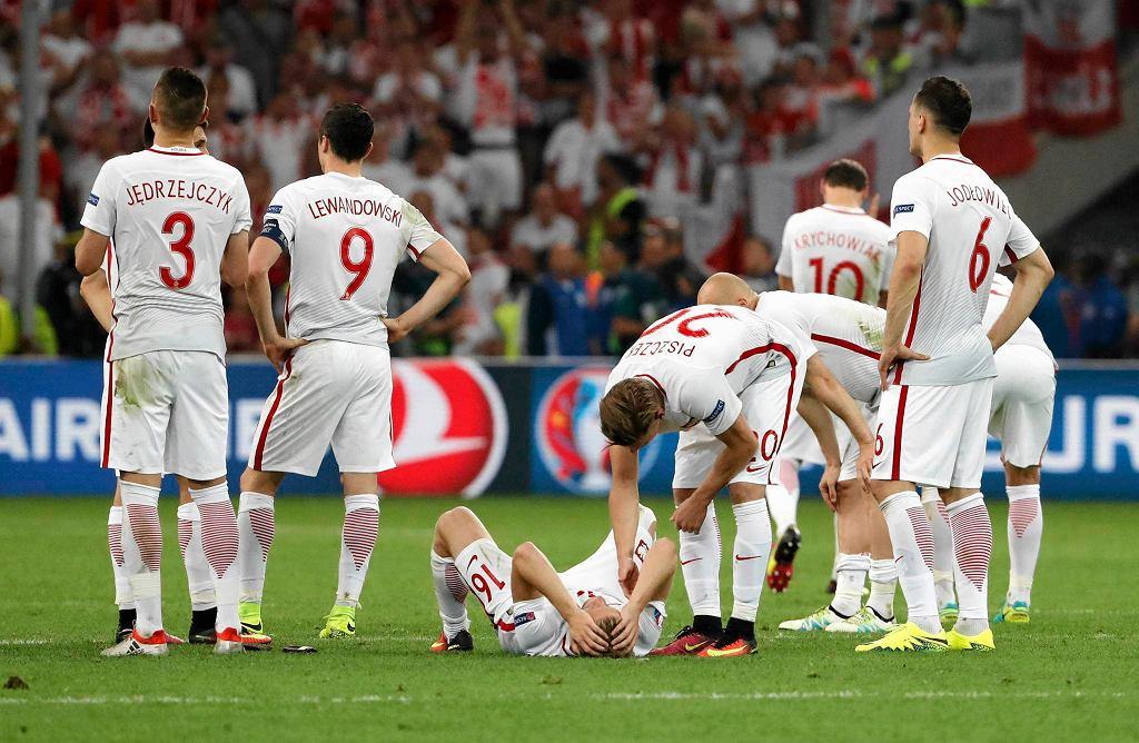 Dramat reprezentacji Polski. Decydującego rzutu karnego w ćwierćfinale Euro 2016 z Portugalią nie wykorzystał Jakub Błaszczykowski
