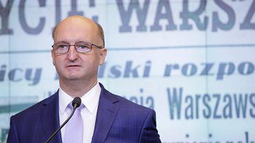 aUroczystosc przekazania oryginalu tzw. Ukladu Warszawskiego z Archiwum MSZ do Archiwum Akt Nowych