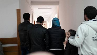Proces trzech Czeczenów, oskarżonych o zaatakowanie funkcjonariuszy Straży Granicznej