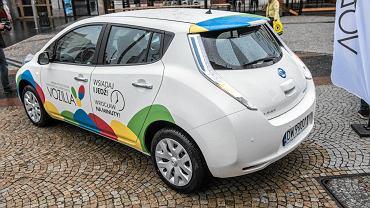 Vozilla działa we Wrocławiu od pół roku. Samochodami wypożyczalni użytkownicy przejechali już milion km.
