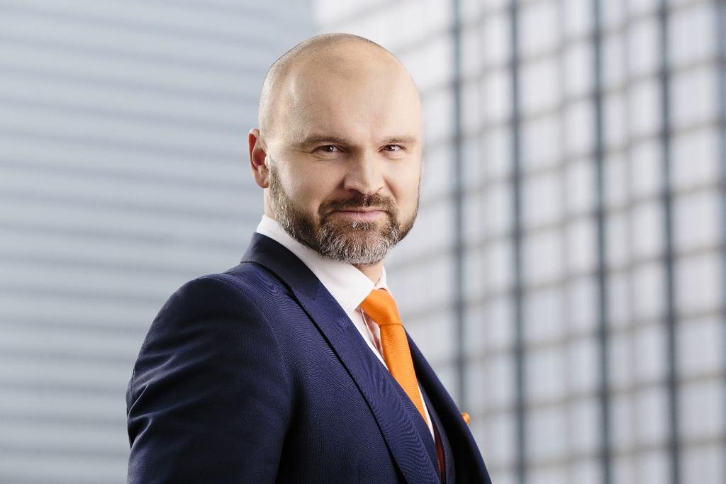 Rafał Brzoska, prezes Integer.pl
