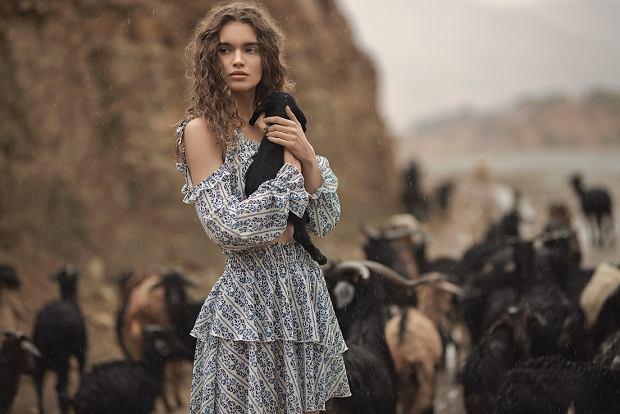Sukienka z kolekcji Renee Design AUTHENTIC