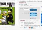 """Handlarze chcą zarobić na ataku na """"Charlie Hebdo"""". Na aukcjach sprzedają egzemplarze magazynu za 2 tys. dol."""