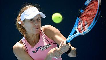 Australian Open. Magda Linette