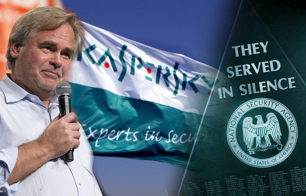 WSJ: Rosjanie włamali się do systemów NSA wykorzystując oprogramowanie Kaspersky Lab