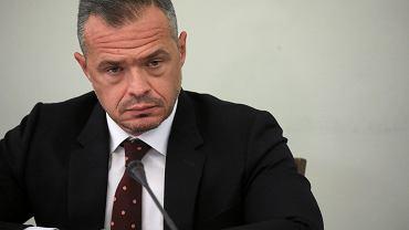 Sławomir Nowak pozostanie w areszcie. Obrona zapowiada zaskarżenie decyzji