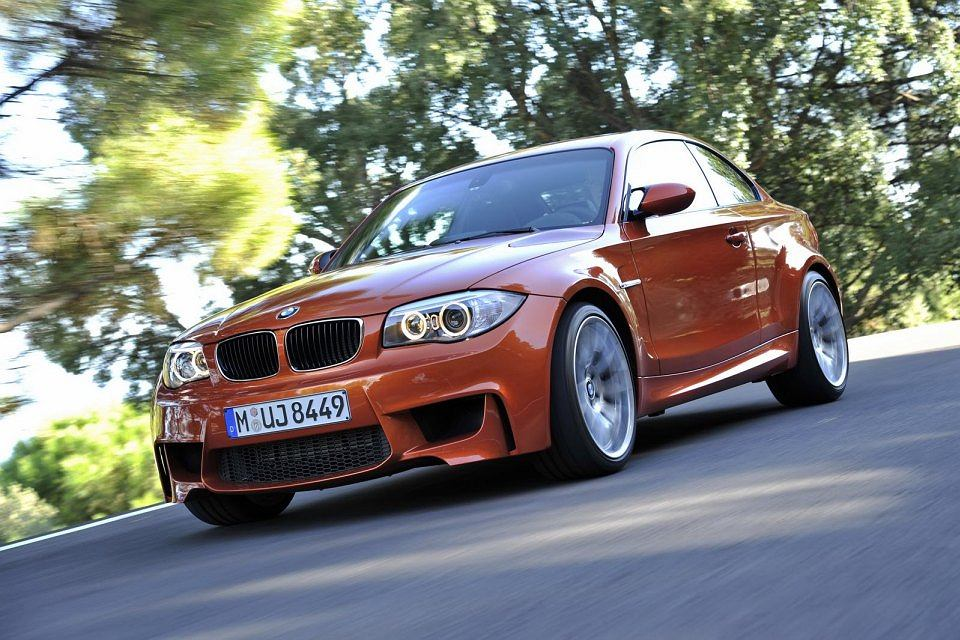 BMW 1M Coupe (2011-2012)
