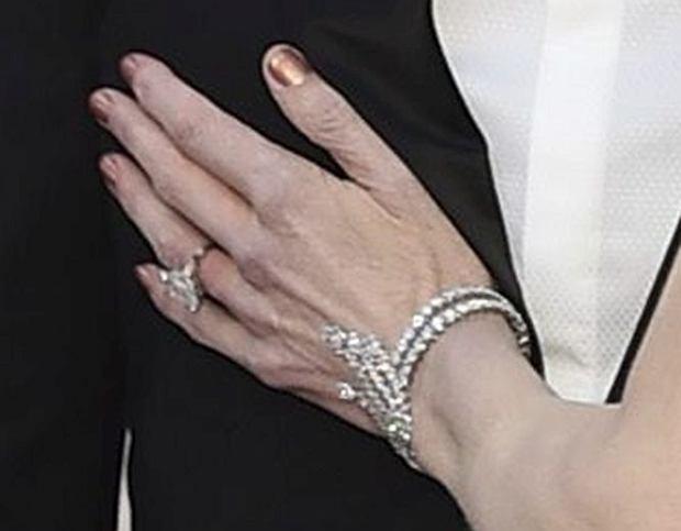 Pierścionek Nicole Kidman