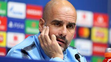 Pep Guardiola broni swoich piłkarzy po porażce z Tottenhamem