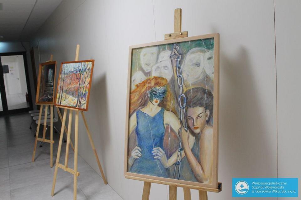Zdjęcie numer 12 w galerii - W Ośrodku Radioterapii powstała Galeria Sztuki R