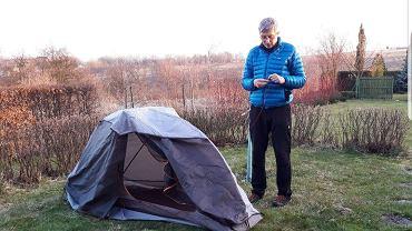 64-letni Andrzej Weber zaginał na Krecie
