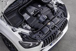 Mercedes wycofuje V8 z USA. Koniec bulgoczących silników?