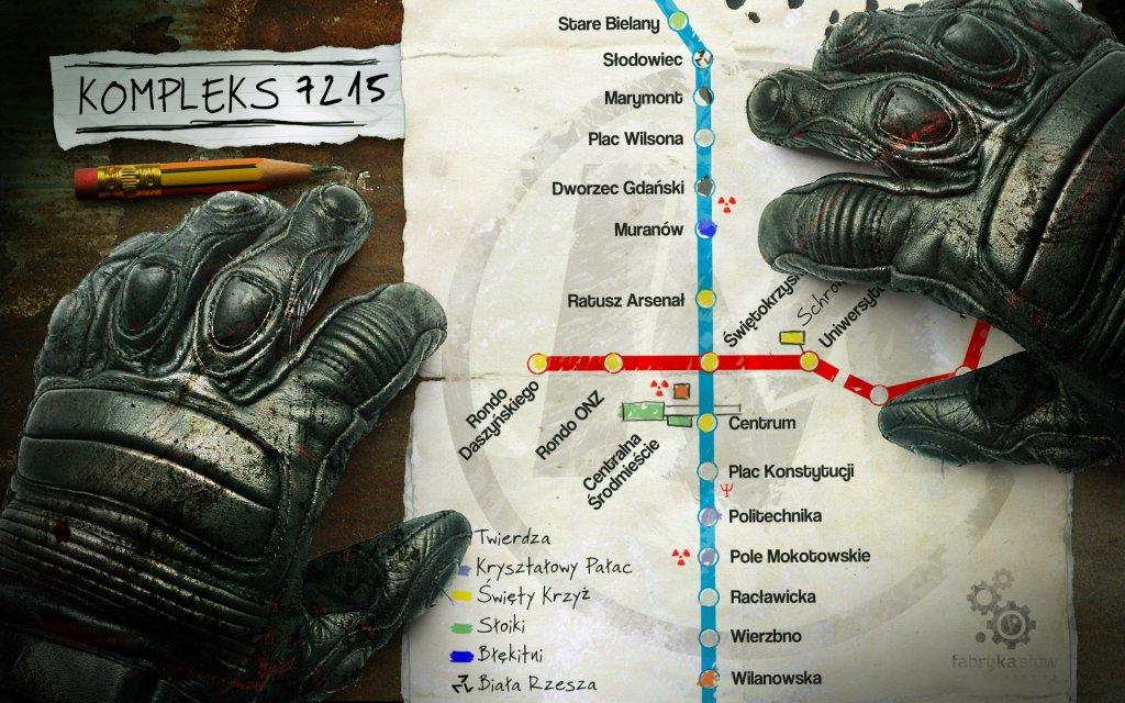 Grafika do książki 'Kompleks 7251'