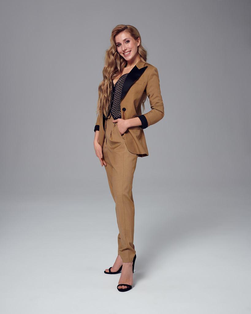 Finał Miss Polonia 2020 ; 08. Weronika Domagalska