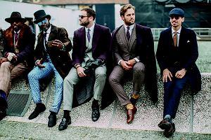 Pitti Uomo - tu rodzą się trendy w modzie męskiej