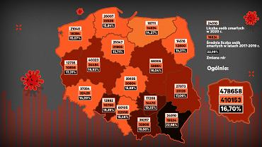 Koronawirus. Rok epidemii w Polsce