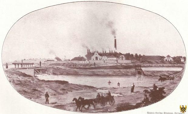Zdjęcie numer 0 w galerii - 185 lat temu zbudowano Hutę Baildon. W czasach świetności miała hotele, mieszkania i własną gazetę [ZDJĘCIA]