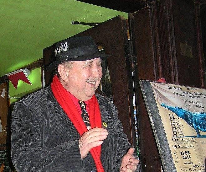 Stanisław Wolski - benefis 2014 w Teatrze Kalambur