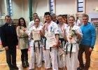 Świetny start naszych karateków w mistrzostwach Polski i kwalifikacjach do ME